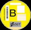 DGT - Etiqueta Amarilla